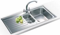 As-nu kitchens sinks