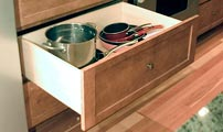 pull out drawers for your kitchen